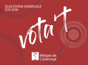 Eleccions Sindicals ICS 2019