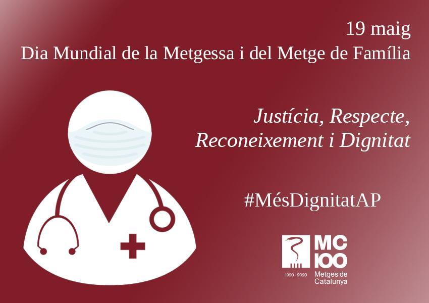 Dia Mundial Metge de Família 2020