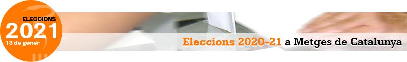 Elecciones 2012 a Metges de Catalunya